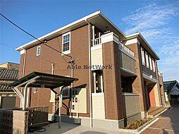 名鉄西尾線 桜町前駅 徒歩11分の賃貸アパート