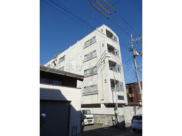 滋賀県大津市中央1丁目の賃貸マンション