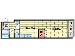 M563[2階]の間取り