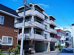 シャイニングドリーム真駒内[3階]の外観