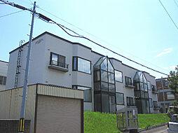 エクセレント藤野II[2階]の外観
