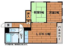プレミエール澄川42[4階]の間取り