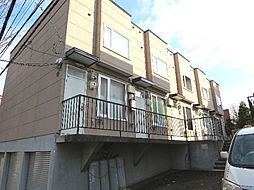 メゾンN2[1階]の外観