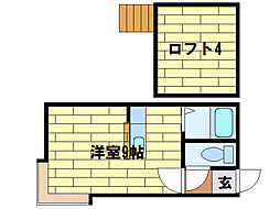 澄川駅 2.2万円