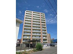 北海道札幌市豊平区平岸一条10丁目の賃貸マンションの外観