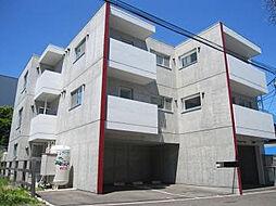 メニーズコート2[3階]の外観