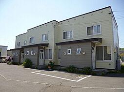ブライトイシヤマ2(21〜26号室)[1階]の外観