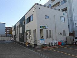 [テラスハウス] 北海道札幌市南区澄川四条7丁目 の賃貸【/】の外観