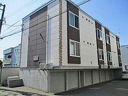 TEANA弐番館[2階]の外観