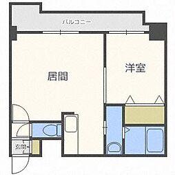 M'stage[3階]の間取り