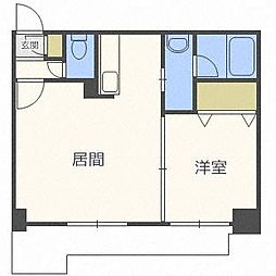 M'stage[4階]の間取り