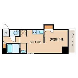 フォレストタワー35[7階]の間取り