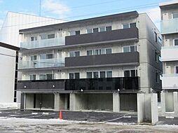 北海道札幌市中央区南二十二条西6丁目の賃貸マンションの外観