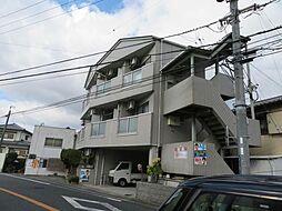 姫路ソニーハイツ[202号室]の外観