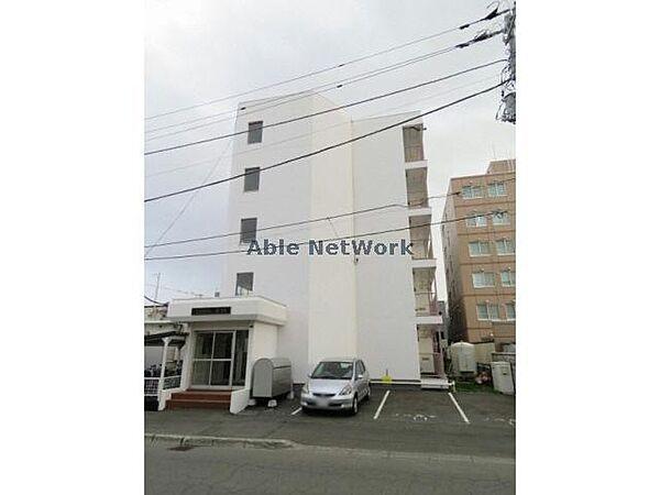 リベルティ北28 4階の賃貸【北海道 / 札幌市北区】