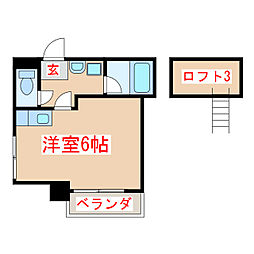 🉐敷金礼金0円!🉐UEハウス6番館