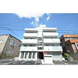 札幌市営東西線 南郷7丁目駅 徒歩4分の賃貸マンション