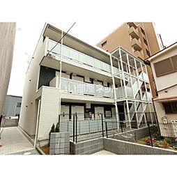 JR東西線 加島駅 徒歩3分の賃貸アパート