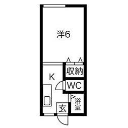 🉐敷金礼金0円!🉐カレッジハウス(巣子)