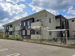 近鉄奈良線 瓢箪山駅 徒歩26分の賃貸アパート