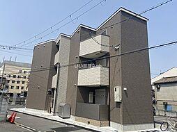 近鉄大阪線 長瀬駅 徒歩2分の賃貸アパート