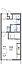 間取り,1K,面積23.18m2,賃料3.7万円,JR鹿児島本線 鳥栖駅 徒歩26分,JR鹿児島本線 鳥栖駅 バス7分 門戸町下車 徒歩4分,佐賀県鳥栖市宿町1441-1