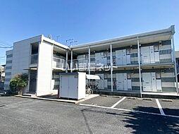 JR常磐線 水戸駅 徒歩24分の賃貸アパート