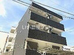 Osaka Metro谷町線 喜連瓜破駅 徒歩7分の賃貸アパート