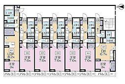 JR京浜東北・根岸線 さいたま新都心駅 徒歩10分の賃貸アパート