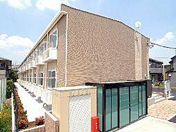JR川越線 笠幡駅 徒歩18分の賃貸アパート