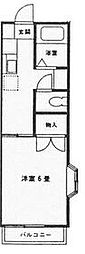 【敷金礼金0円!】京王線 府中駅 バス10分 一本木下車 徒歩1分