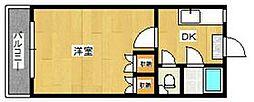 【敷金礼金0円!】コーポ南片江