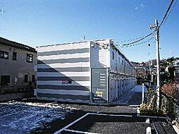 京王高尾線 高尾駅 徒歩6分の賃貸アパート
