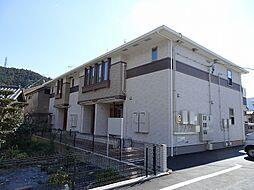 JR東海道本線 静岡駅 バス16分 服織中学校前下車 徒歩10分の賃貸アパート