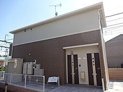 京王線 武蔵野台駅 徒歩6分の賃貸アパート