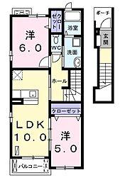 【敷金礼金0円!】名古屋臨海高速あおなみ線 荒子駅 徒歩14分
