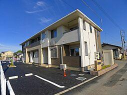東武桐生線 治良門橋駅 徒歩9分の賃貸アパート