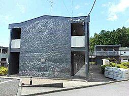 JR御殿場線 御殿場駅 バス11分 六日市場下車 徒歩7分の賃貸アパート