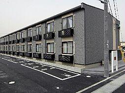 近鉄名古屋線 阿倉川駅 徒歩13分の賃貸アパート