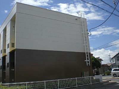 外観,1K,面積20.28m2,賃料4.4万円,JR常磐線 赤塚駅 徒歩10分,,茨城県水戸市見和3丁目