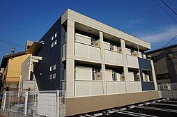 北総鉄道 東松戸駅 徒歩8分の賃貸アパート