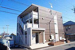 JR両毛線 前橋大島駅 徒歩13分の賃貸アパート
