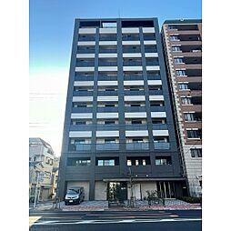 都営浅草線 本所吾妻橋駅 徒歩5分の賃貸マンション 4階1Kの間取り