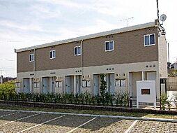 名古屋市営桜通線 野並駅 バス17分 諸の木口下車 徒歩6分の賃貸アパート