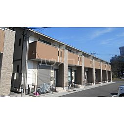 JR東北本線 宇都宮駅 バス21分 台新田神社前下車 徒歩7分の賃貸テラスハウス