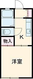 🌟敷金礼金0円!🌟東北本線 宇都宮駅 バス13分 団地坂上…