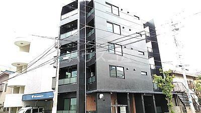 外観,1K,面積32m2,賃料7.5万円,JR常磐線 亀有駅 徒歩10分,,東京都足立区東和2丁目