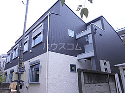 京王線 府中駅 徒歩11分の賃貸アパート