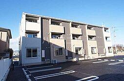 JR両毛線 駒形駅 3.3kmの賃貸アパート