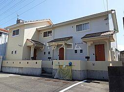 JR東海道本線 豊橋駅 バス20分 西口下車 徒歩8分の賃貸テラスハウス